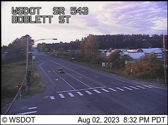SR 543: Boblett St