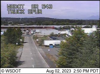SR 543: Truck Spur
