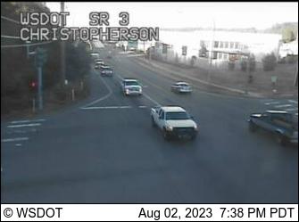 SR 3 at MP 34.2: Christopherson