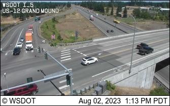 I-5: US 12 Grand Mound