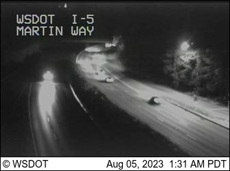 I-5: Martin Way
