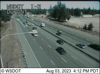 I-5 at MP 118.5: DuPont