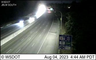 I-5 at MP 120.4: JBLM South