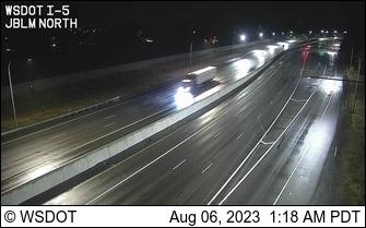 I-5 at MP 121.3: JBLM North