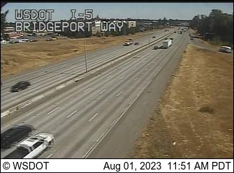 I-5: Bridgeport Way