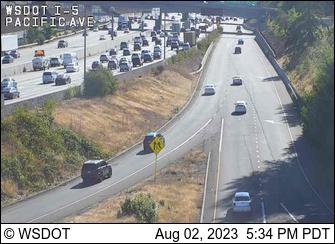 I-5 at MP 133.6: Pacific Ave (Tacoma)