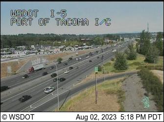 I-5: Port of Tacoma I/C