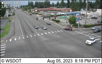 SR 7 at MP 48.33: 176th St E (SR 704)