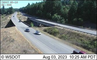 SR 16 at MP 15.4: SR 302 Interchange