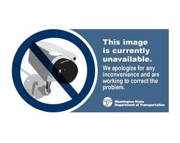 SR 104 at MP 14.7: Hood Canal Bridge Looking East