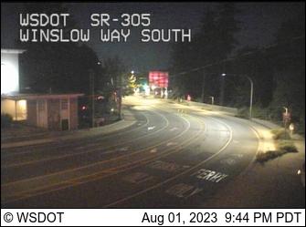 SR 305: Winslow Way South