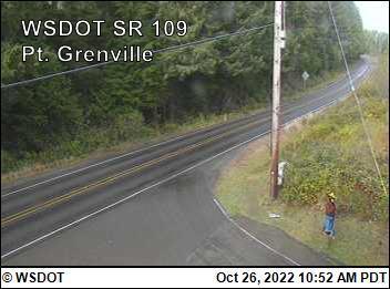 Pt. Grenville on SR 109 @ MP 36.5