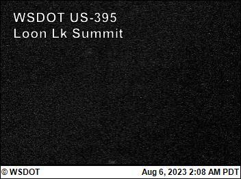Loon Lake Summit on US-395 @ MP 188 (1)