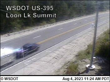 Loon Lake Summit on US-395 @ MP 188 (8)