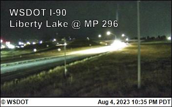 I-90 at MP 296: Liberty Lake (4)