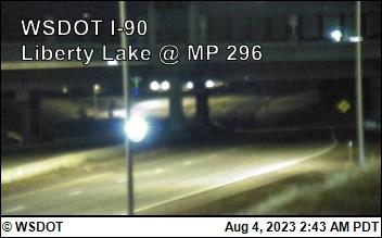 I-90 at MP 296: Liberty Lake (5)