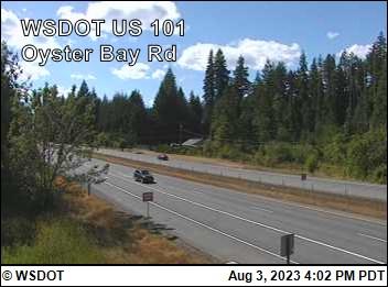 US 101 at MP 359: Oyster Bay Rd.