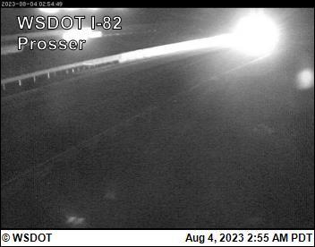 Prosser on I-82 @ MP 82