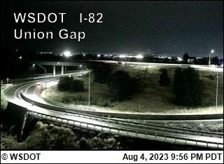 Union Gap on I-82