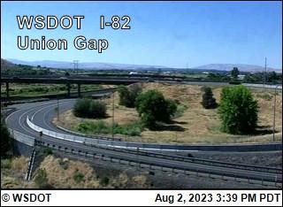 I-82 at MP 37.8: Union Gap