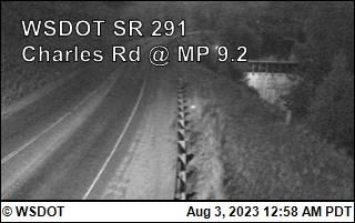 Charles Road on SR-291 @ MP 9  Pos 1