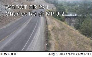 SR 291 at MP 9.2: Charles Road (1)