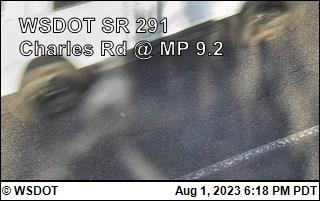 Charles Road on SR-291 @ MP 9  Pos 3
