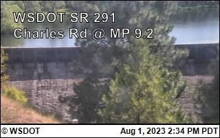 Charles Road on SR-291 @ MP 9  Pos 4
