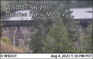 SR 291 at MP 9.2: Charles Road (4)