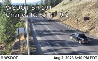 Charles Road on SR-291 @ MP 9  Pos 5