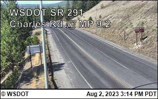 SR 291 at MP 9.2: Charles Road (5)