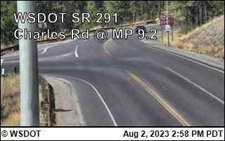 Charles Road on SR-291 @ MP 9  Pos 6