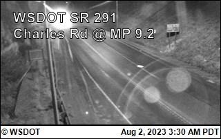Charles Road on SR-291 @ MP 9  Pos 7