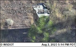 Charles Road on SR-291 @ MP 9  Pos 8