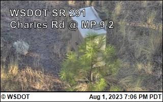 SR 291 at MP 9.2: Charles Road (8)
