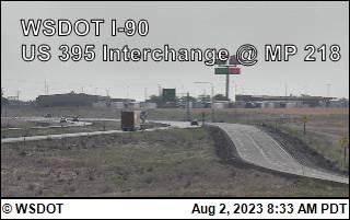 I-90/US 395 Interchange @ Ritzville (4)
