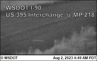 I-90 at MP 220: US 395 Interchange @ Ritzville (5)