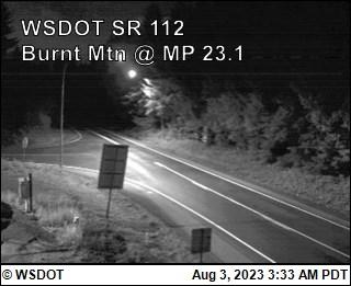 SR 112 @ Burnt Mt