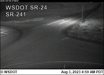 SR 24 at MP 30.4: SR 241 Interchange