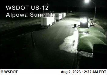 US 12 at MP 413.3: Alpowa Summit