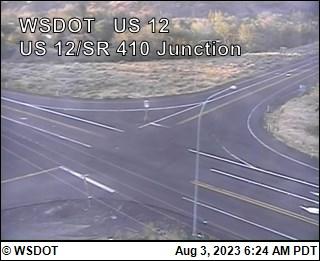 US 12 at MP 185.5: SR 410 Interchange