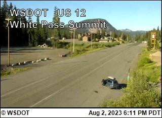 US 12 at MP 150.9: White Pass Summit