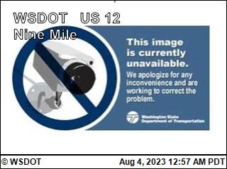 US 12 at MP 316.7: Nine Mile
