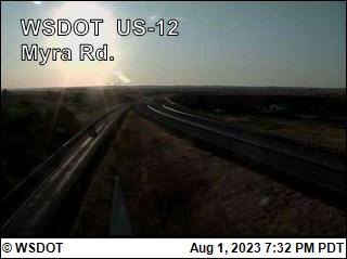 US 12 at MP 335.3: Myra Road