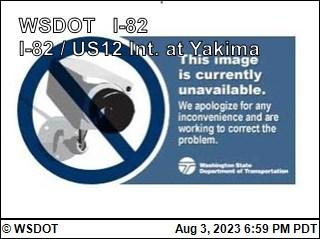 I-82 at MP 31.28: US 12 Interchange @ N. Yakima