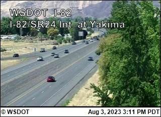 I-82 / SR 24 Interchange @ Yakima