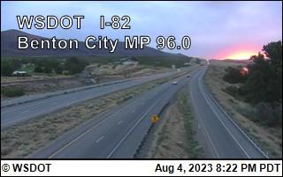 I-82 at MP 96: Benton City