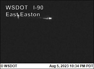 East Easton on I-90 @ MP72