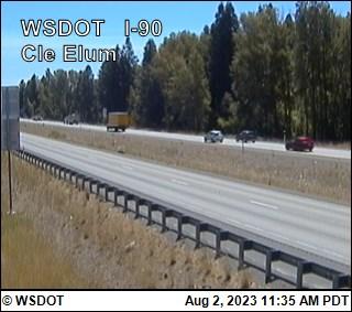 I-90 at MP 84.6: Cle Elum