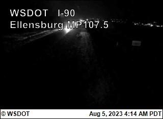 Ellensburg I-90 @ MP 107,53